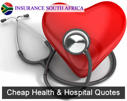 Health and Hospital Insurance Quotes South Africa
