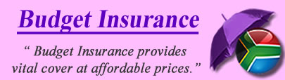 Logo of Budget Insurance, Budget Insurance South Africa, Budget insurance Brokers