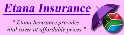 Logo of Etana Insurance, Etana Insurance South Africa, Etana insurance Brokers