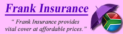 Logo of Frank Insurance, Frank Insurance South Africa, Frank insurance Brokers