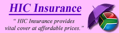 Logo of HIC Insurance, HIC Insurance South Africa, HIC insurance Brokers