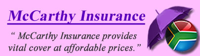 Logo of McCarthy Insurance South Africa
