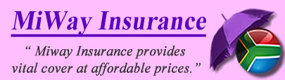 Logo of MiWay Insurance South Africa