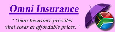 Logo of Omni Insurance South Africa