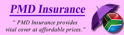 Logo of PMD Insurance South Africa