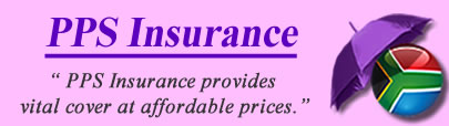 Logo of PPS Insurance South Africa